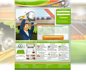 Football Manager Online .fr